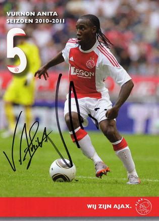 Anita,Vurnon-Ajax Amsterdam-Netherlands national