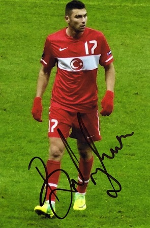 Burak,Yilmaz-Turkish national team